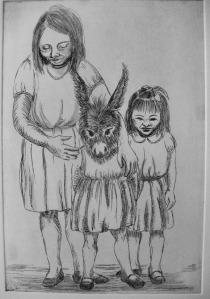 Donkeygirl book